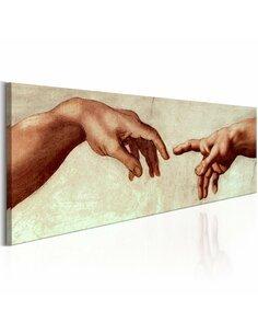 Tableau GOD'S FINGER - par Artgeist