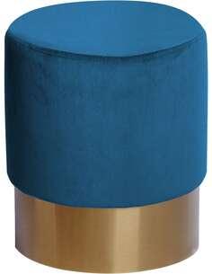 Pouf banquette NANO 110 Bleu - par Arte Espina