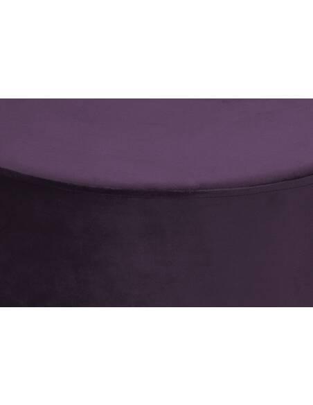 Pouf banquette NANO 110 Violet - par Arte Espina