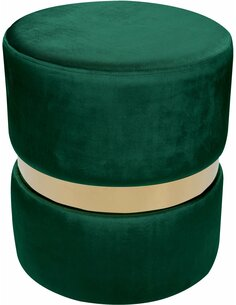 Pouf NOVALIE 310 Vert - par Arte Espina