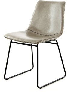 x2 chaises CAILA 110 Gris - par Arte Espina