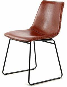 x2 chaises CAILA 110 Café - par Arte Espina