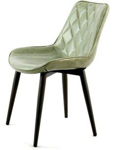 x2 chaises CECIL 110 Vert Clair - par Arte Espina