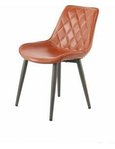x2 chaises CECIL 110 Café - par Arte Espina