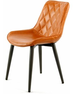 x2 chaises CECIL 110 Orange - par Arte Espina
