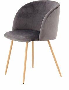 x2 chaises CELINA 110 Gris - par Arte Espina
