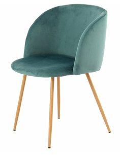 x2 chaises CELINA 110 Vert - par Arte Espina