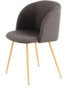 x2 chaises CELINA 210 Noir - par Arte Espina