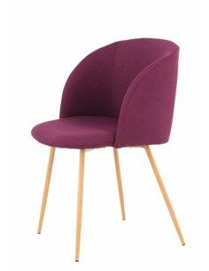 x2 chaises CELINA 210 Violet - par Arte Espina