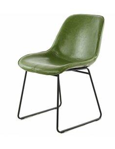 x2 chaises CORA 110 Vert - par Arte Espina