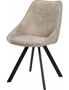 x2 chaises COWBOY 110 Chatain - par Arte Espina