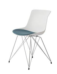 x2 chaises EMILY 110 Blanc Essence - par Arte Espina