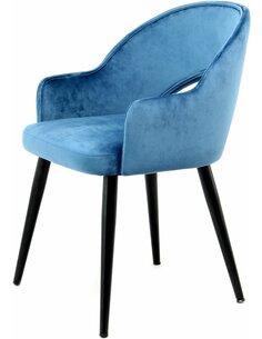 x2 chaises JORIS 110 Bleu - par Arte Espina