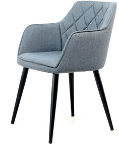 x2 chaises KOLJA 110 Gris - par Arte Espina