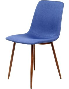 x2 chaises MAGGIE 110 Bleu - par Arte Espina