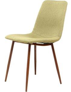x2 chaises MAGGIE 110 Jaune Vert - par Arte Espina