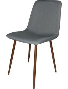 x2 chaises MAGGIE 110 Argent - par Arte Espina