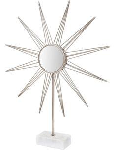 Sculpture AJEY 387 Argent Blanc - par Arte Espina