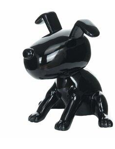 Sculpture BEAGLE II 21-J Noir - par Arte Espina