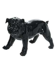 Sculpture BULLDOG 21-J Noir - par Arte Espina