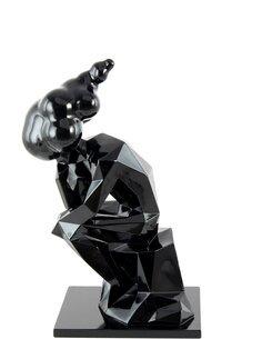 Sculpture KENYA 110 Noir - par Arte Espina