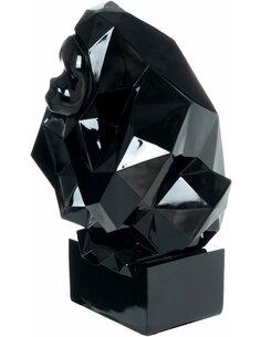 Sculpture Kenya 210 Black Sculptures Arte Espina