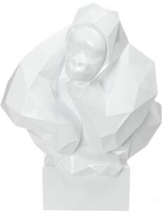 Sculpture KENYA 210 Blanc - par Arte Espina