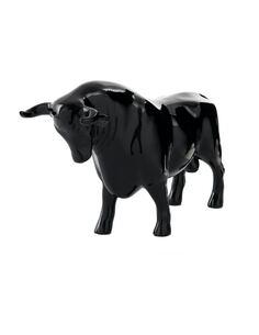 Sculpture TAUREAU 110 Noir - par Arte Espina