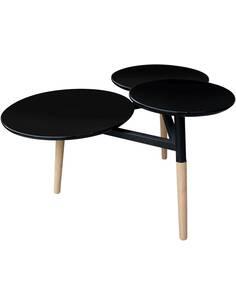 Table d'appoint BUTLER 310 Noir - par Arte Espina