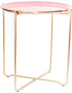 Table CHLOE 610 Rose Cuivre - par Arte Espina