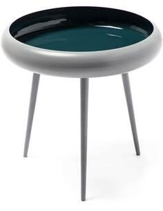 Table d'appoint DE LA CÔTE 210 Gris Turquoise - par Arte Espina