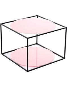 Table CODY 110 Rose Noir - par Arte Espina