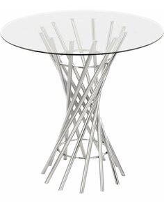 CRUSH Table 110 Argent - par Arte Espina