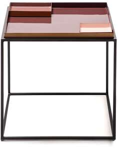 Table FAMOSA 360 Violet Rose Rose - par Arte Espina