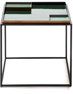 Table FAMOSA 460 Vert Foncé Vert Clair - par Arte Espina