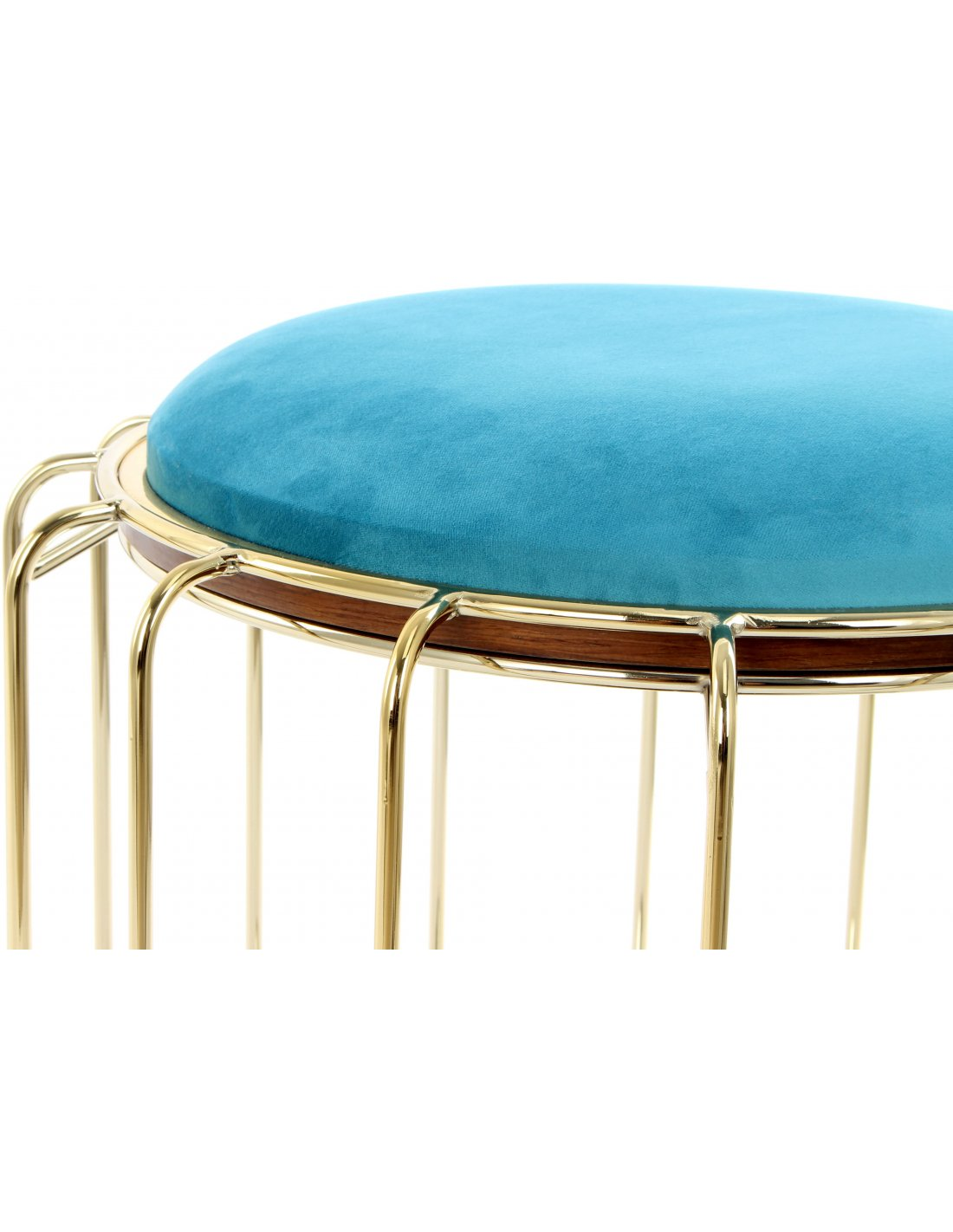 pouf reversible table d 39 appoint 110 confortable turquoise. Black Bedroom Furniture Sets. Home Design Ideas