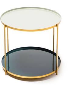 Table TESSA 410 Gris Clair Essence - par Arte Espina
