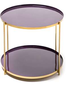 Table TESSA 510 PLUM Violet - par Arte Espina