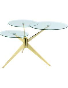 Table TRIPLET 110 Or - par Arte Espina