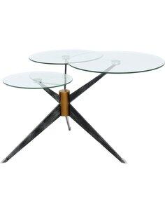 Table TRIPLET 110 Gris - par Arte Espina