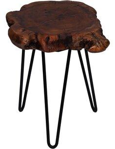Table d'appoint WOODY 310 Naturel - par Arte Espina