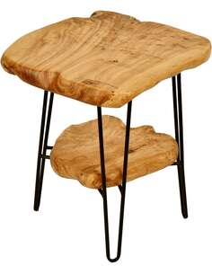 Table d'appoint WOODY 510 Naturel - par Arte Espina