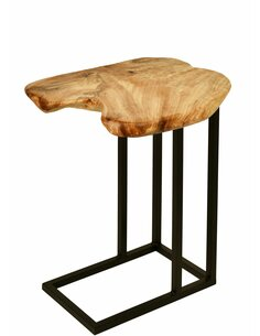 Table d'appoint WOODY 610 Naturel - par Arte Espina