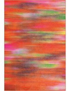 Tapis FLASH 2710 Multicolore Orange - par Arte Espina