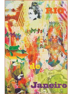 Tapis FLASH 2701 Multicolore RIO - par Arte Espina