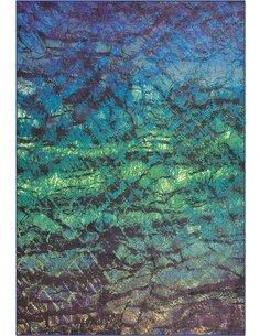 Tapis FLASH 2709 TÜRKIS - par Arte Espina