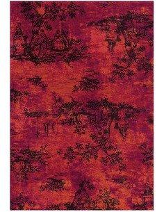 Tapis VINTAGE 5206 Rouge - par Arte Espina