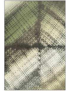 Tapis ATELIER Vert 4439 Naturel - par Arte Espina