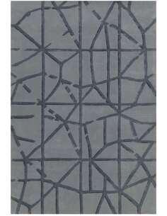 Tapis SATIN Gris 8063 - par Arte Espina