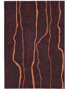 Tapis ESPRIT 5032 Taupe Orange - par Arte Espina